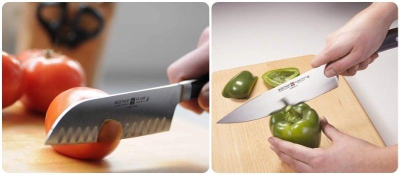 por que comprar un cuchillo Wusthof