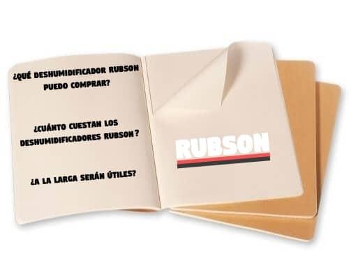 ¿Qué deshumidificador Rubson comprar actualmente?