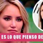 Alba Carrillo le dice esto a Laura
