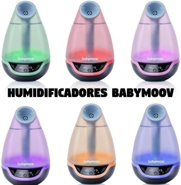 Equipos humidificadores Babymoov calidad