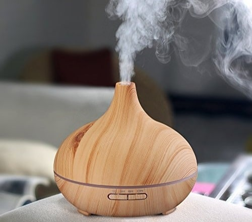 Mejores humidificadores con difusor de aromas