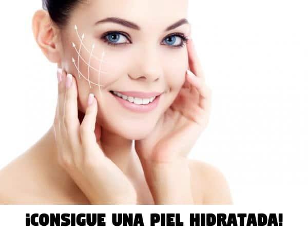 humidificadores para hidratar la piel