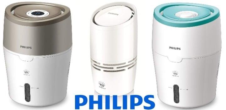 los mejores humidificadores philips