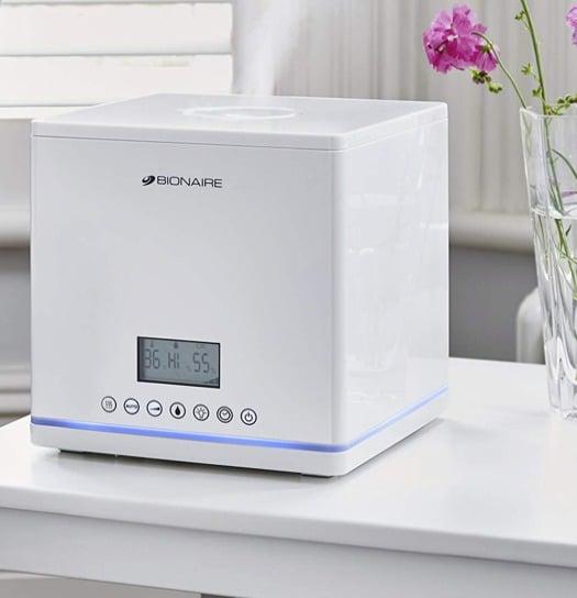 modelo de la marca de humidificadores Bionaire