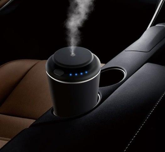 ¿Qué humidificador para el coche comprar?