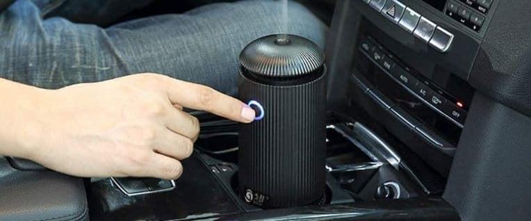 Los mejores humidificadores para tu coche nuevo