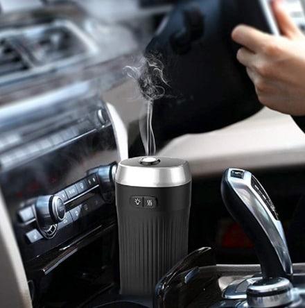 Mejores humidificadores coche