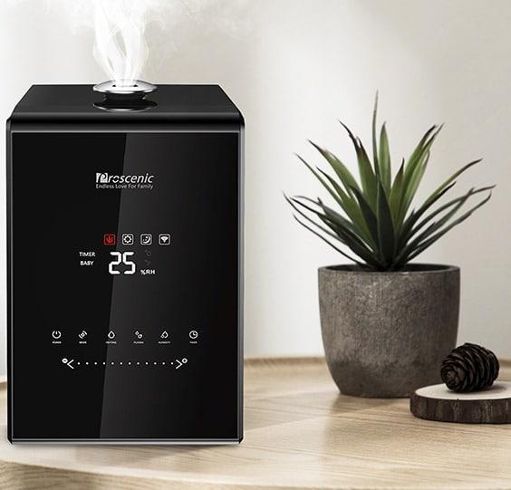 Mejores humidificadores ionizador
