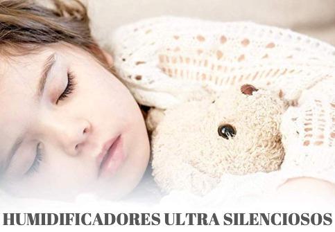 Difusores de aromas silenciosos