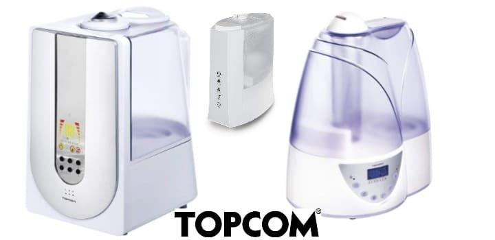 los mejores humidificadores topcom
