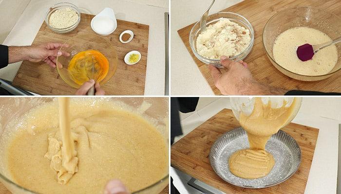 Foto Como hacer tarta de santiago paso a paso
