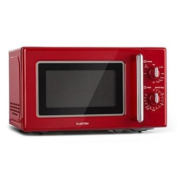 Mejores microondas rojos