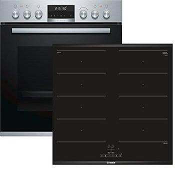 Mejores conjuntos hornos y vitroceramica