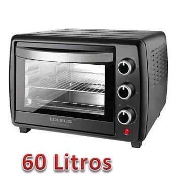Mejores hornos de sobremesa 60 litros