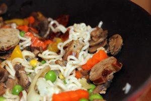mejor sarten wok