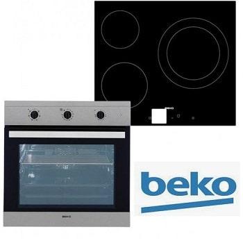 Mejores conjuntos hornos y vitroceramica Beko