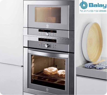 mejores horno microondas balay