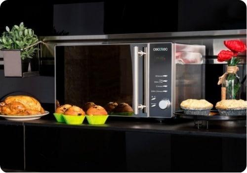 mejores hornos microondas baratos