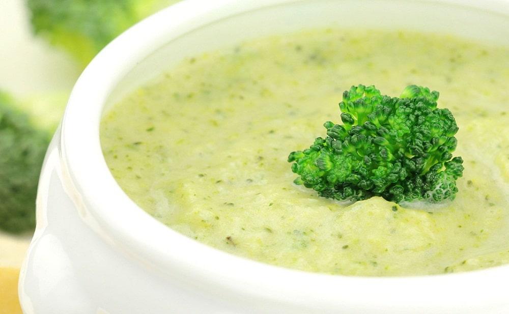 Como preparar crema de brocoli y patatas