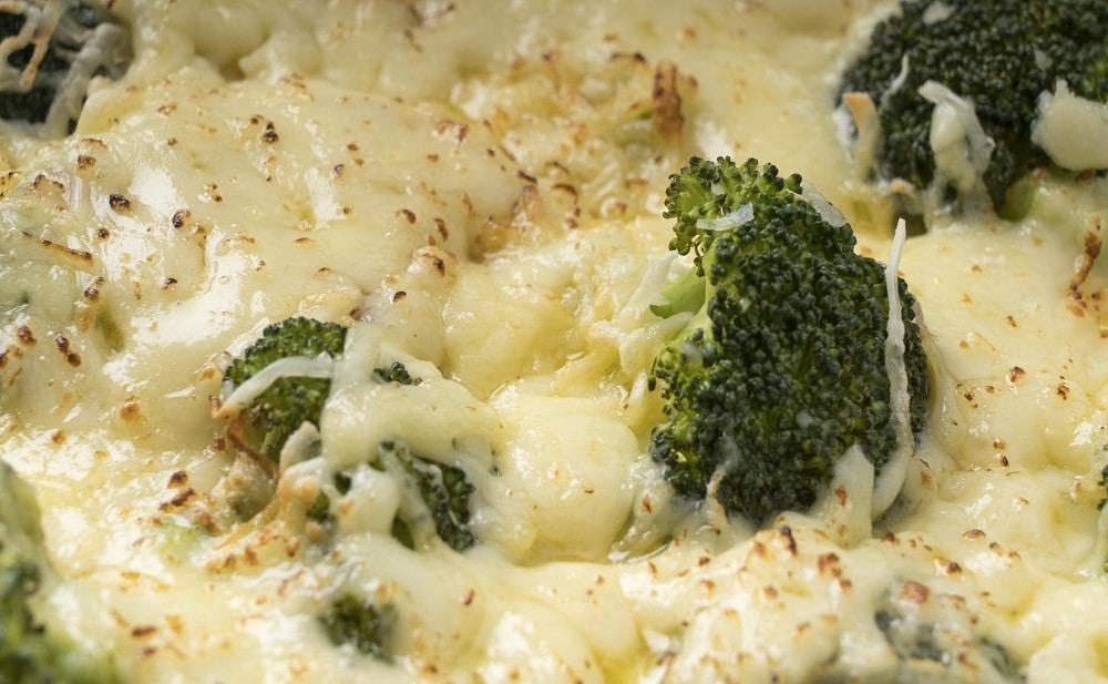 Receta de Brocoli a la crema el mas saludable